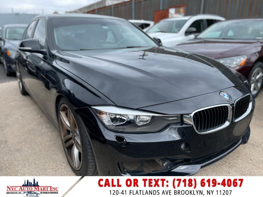 Used 2015 BMW 3 Series in Brooklyn, New York | NYC Automart Inc. Brooklyn, New York