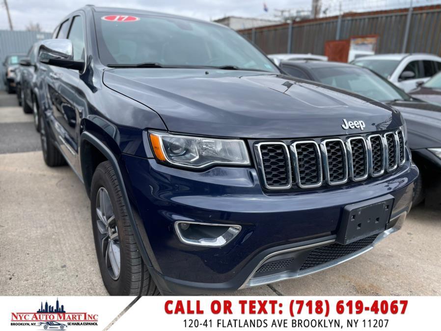 Used 2017 Jeep Grand Cherokee in Brooklyn, New York | NYC Automart Inc. Brooklyn, New York
