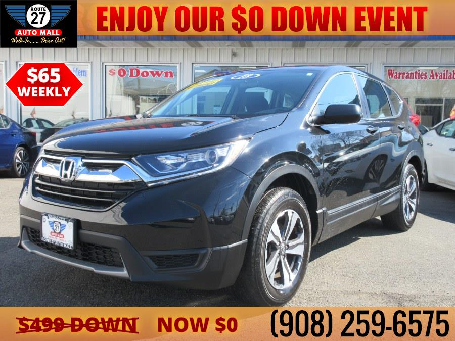 Used 2019 Honda CR-V in Linden, New Jersey | Route 27 Auto Mall. Linden, New Jersey