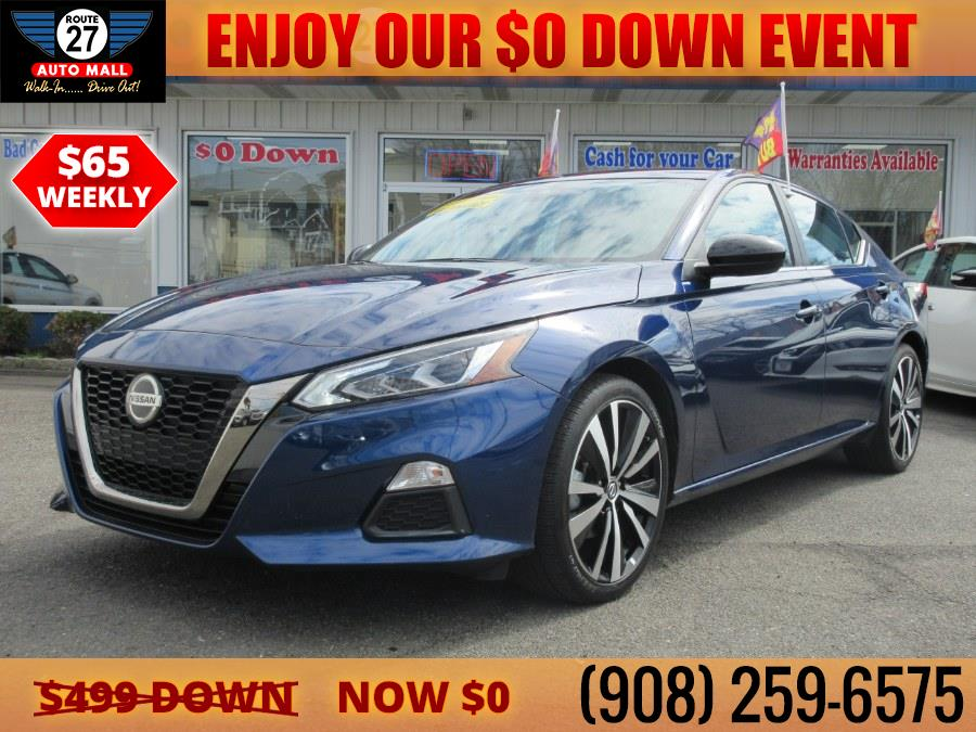 Used 2021 Nissan Altima in Linden, New Jersey | Route 27 Auto Mall. Linden, New Jersey