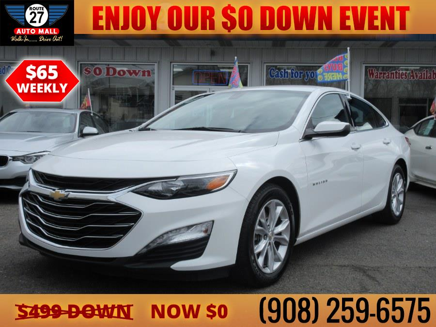 Used 2020 Chevrolet Malibu in Linden, New Jersey | Route 27 Auto Mall. Linden, New Jersey