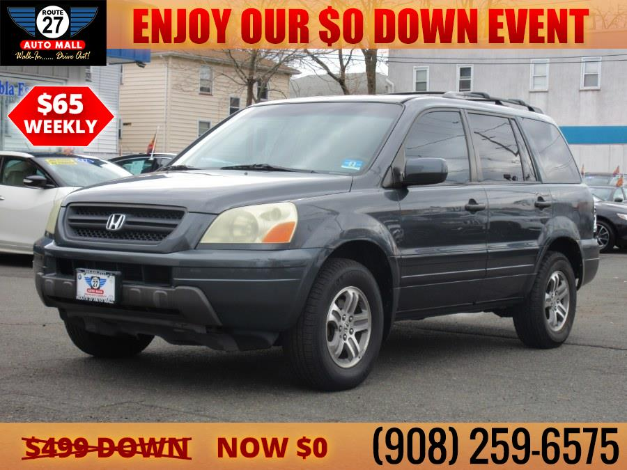 Used 2003 Honda Pilot in Linden, New Jersey | Route 27 Auto Mall. Linden, New Jersey