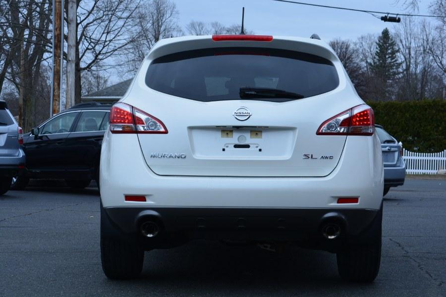 Used Nissan Murano AWD 4dr SL 2014 | Longmeadow Motor Cars. ENFIELD, Connecticut