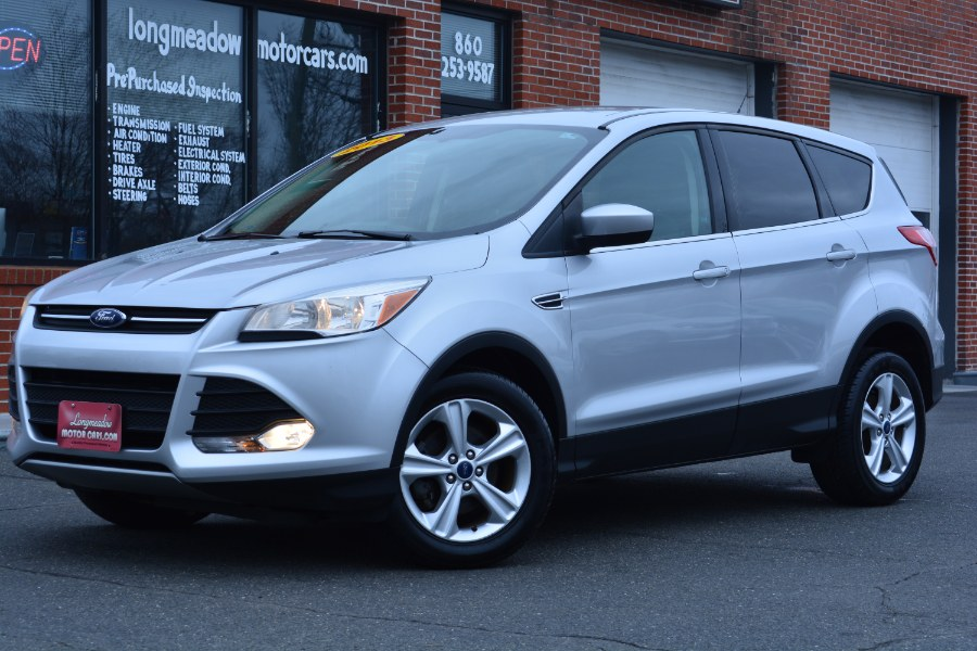 Used 2013 Ford Escape in ENFIELD, Connecticut | Longmeadow Motor Cars. ENFIELD, Connecticut