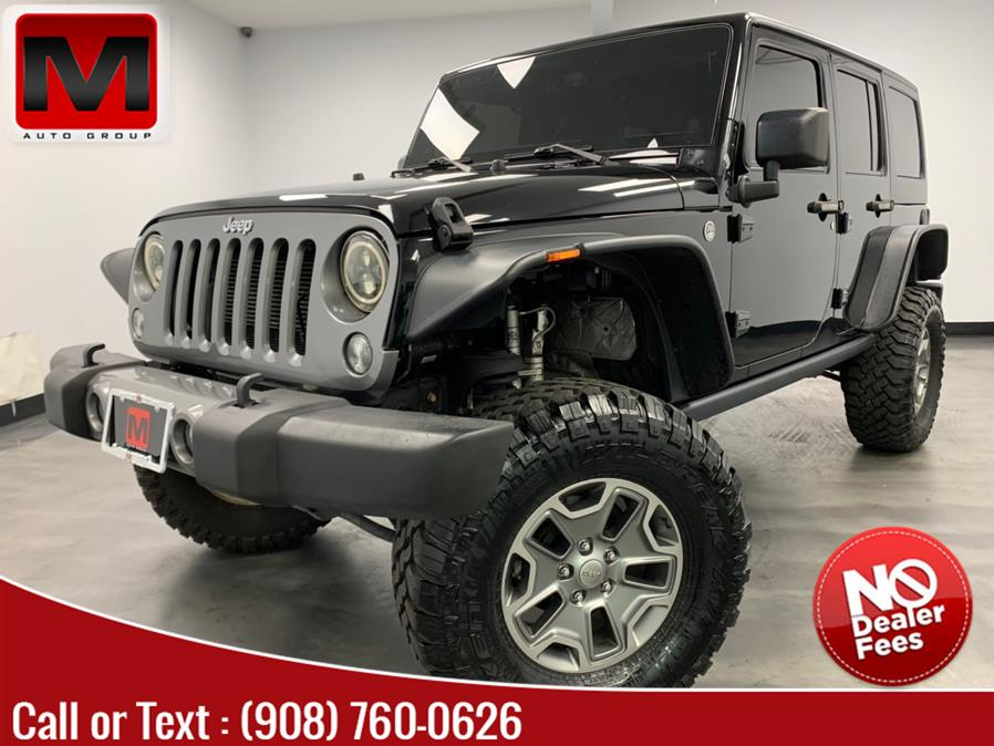 Used 2014 Jeep Wrangler Unlimited in Elizabeth, New Jersey | M Auto Group. Elizabeth, New Jersey