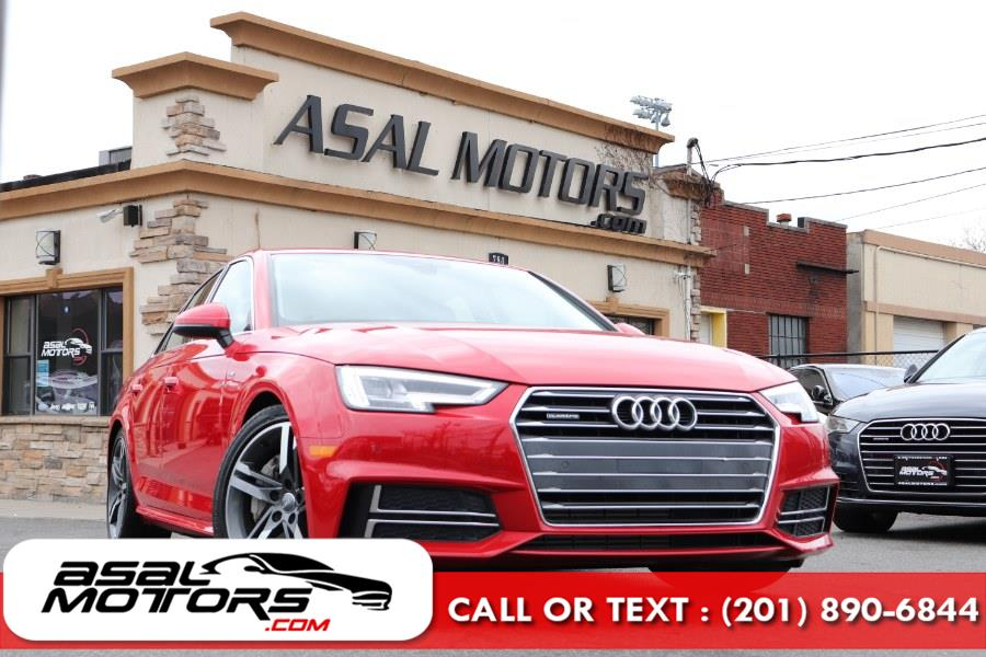 Used 2017 Audi A4 in East Rutherford, New Jersey | Asal Motors. East Rutherford, New Jersey