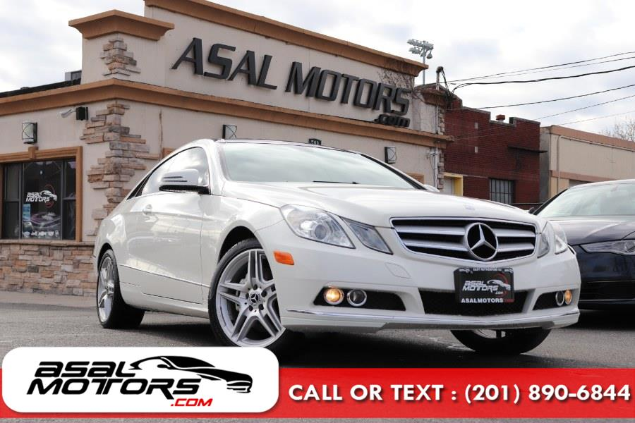 Used Mercedes-Benz E-Class 2dr Cpe E350 RWD 2011 | Asal Motors. East Rutherford, New Jersey