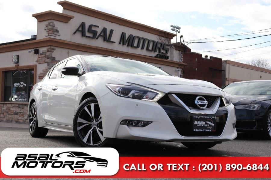 Used 2016 Nissan Maxima in East Rutherford, New Jersey | Asal Motors. East Rutherford, New Jersey