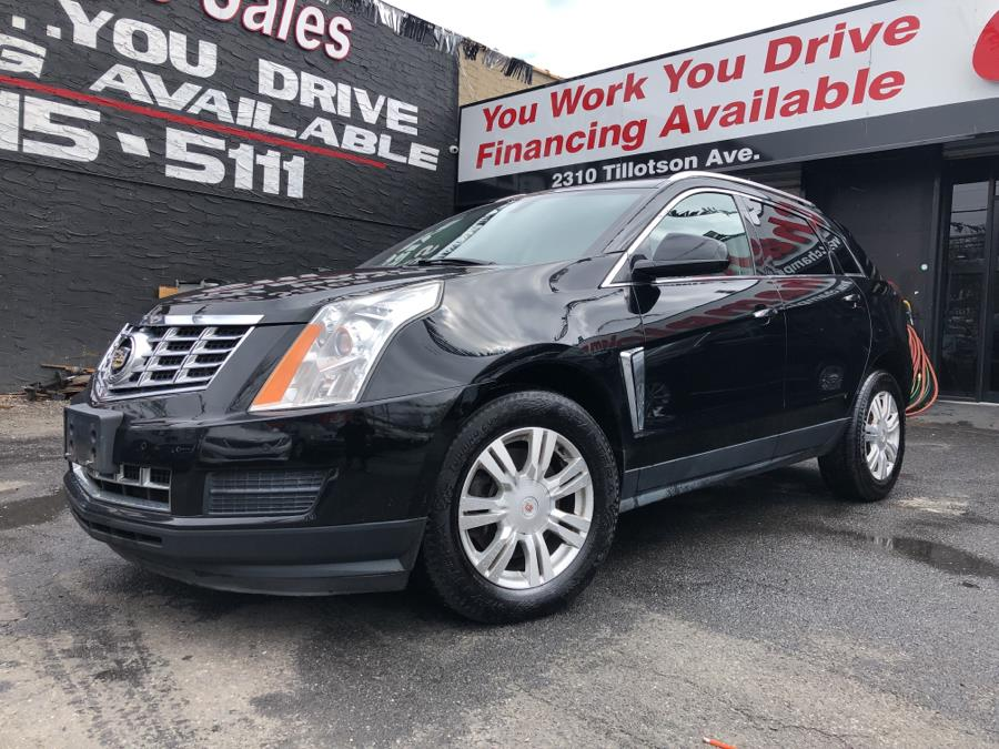Used 2015 Cadillac SRX in Bronx, New York | Champion Auto Sales Of The Bronx. Bronx, New York