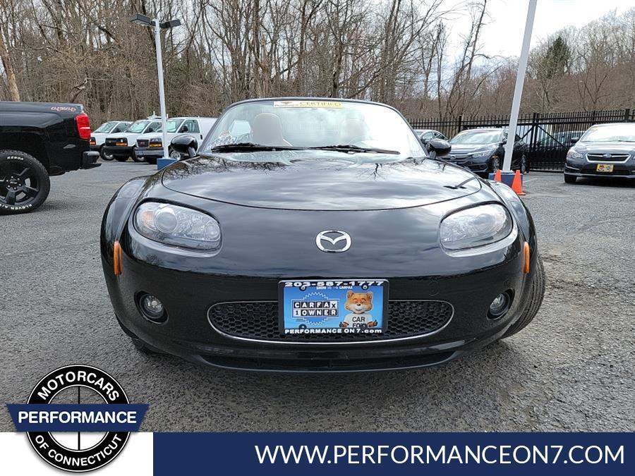 Used Mazda MX-5 Miata 2dr Conv PRHT Auto Grand Touring 2008 | Performance Motor Cars. Wilton, Connecticut