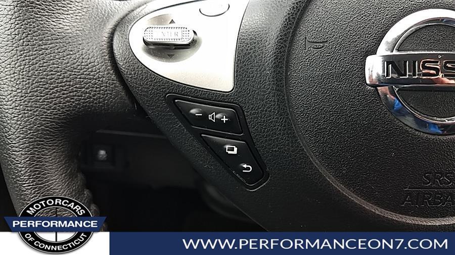 Used Nissan Sentra S CVT 2018 | Performance Motor Cars. Wilton, Connecticut