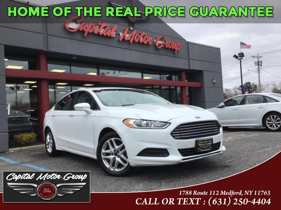 Used 2014 Ford Fusion in Medford, New York | Capital Motor Group Inc. Medford, New York