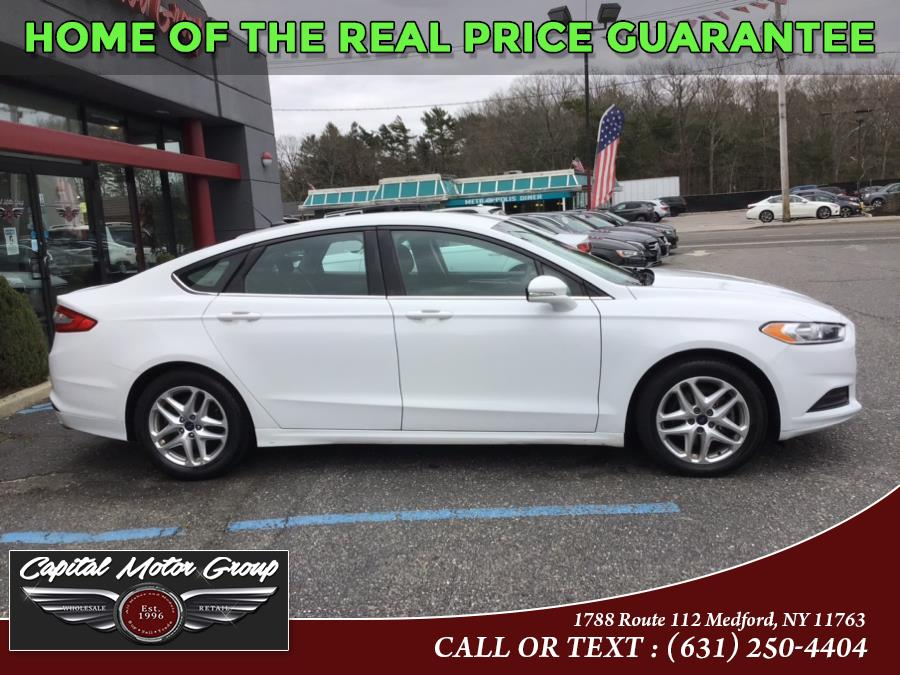 Used Ford Fusion 4dr Sdn SE FWD 2014 | Capital Motor Group Inc. Medford, New York