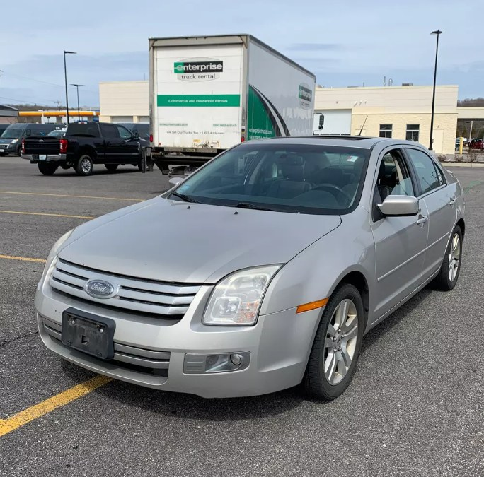 Used Ford Fusion 4dr Sdn V6 SEL FWD 2008 | Payless Auto Sale. South Hadley, Massachusetts