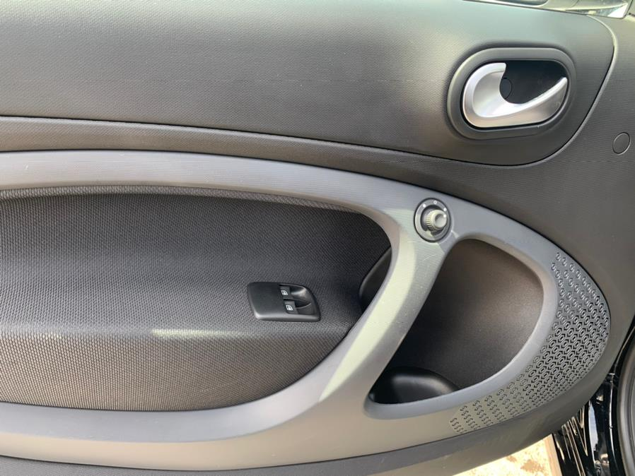 Used Smart Fortwo Electric Drive Prime Cabriolet 2018   Green Light Auto Wholesale. Daly City, California