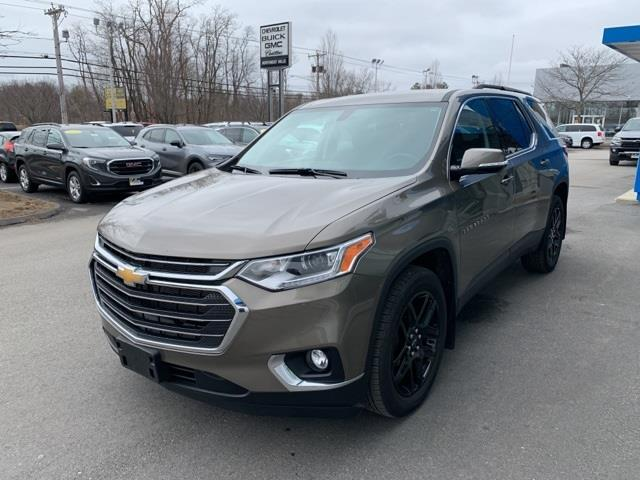 Used Chevrolet Traverse LT 2020 | Sullivan Automotive Group. Avon, Connecticut