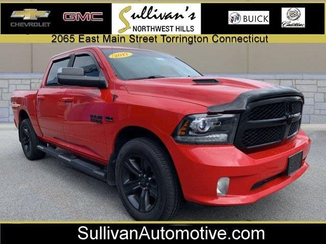 Used 2017 Ram 1500 in Avon, Connecticut | Sullivan Automotive Group. Avon, Connecticut