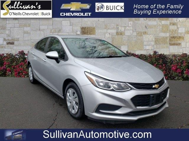 Used 2018 Chevrolet Cruze in Avon, Connecticut | Sullivan Automotive Group. Avon, Connecticut