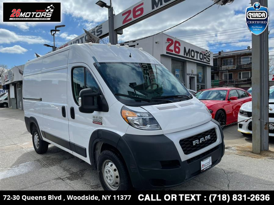 Used 2020 Ram ProMaster Cargo Van in Woodside, New York | 26 Motors Queens. Woodside, New York