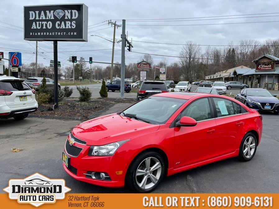 Used 2014 Chevrolet Cruze in Vernon, Connecticut | Diamond Auto Cars LLC. Vernon, Connecticut