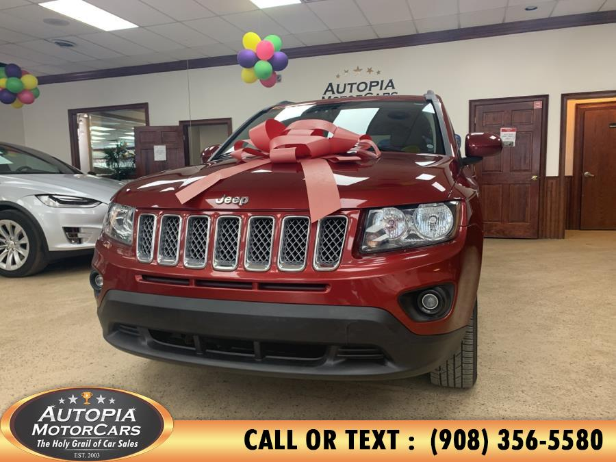 Used Jeep Compass FWD 4dr Latitude 2014 | Autopia Motorcars Inc. Union, New Jersey