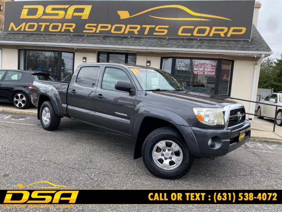 Used 2011 Toyota Tacoma in Commack, New York | DSA Motor Sports Corp. Commack, New York