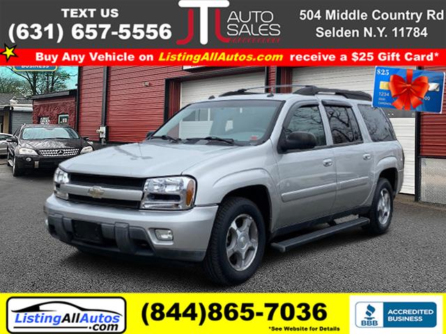 Used Chevrolet Trailblazer 4dr 4WD EXT LS 2005 | www.ListingAllAutos.com. Patchogue, New York