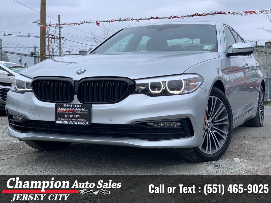 Used 2018 BMW 5 Series in Jersey City, New Jersey | Champion Auto Sales. Jersey City, New Jersey