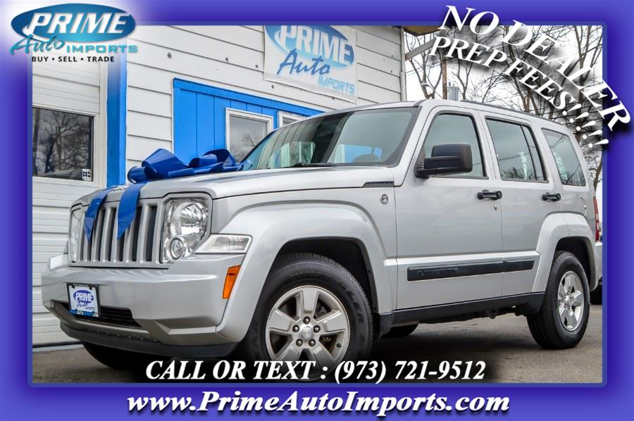 Used 2012 Jeep Liberty in Bloomingdale, New Jersey | Prime Auto Imports. Bloomingdale, New Jersey