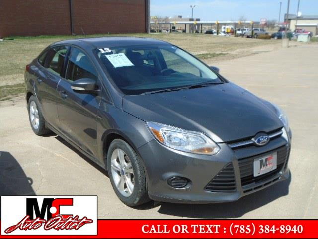 Used 2013 Ford Focus in Colby, Kansas | M C Auto Outlet Inc. Colby, Kansas
