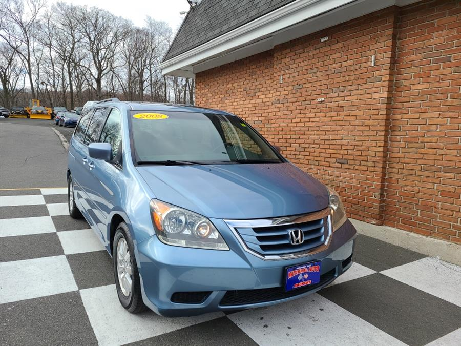Used 2008 Honda Odyssey in Waterbury, Connecticut | National Auto Brokers, Inc.. Waterbury, Connecticut