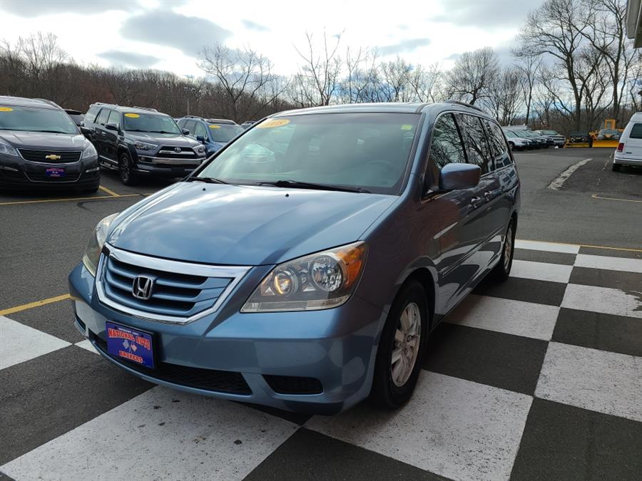Used Honda Odyssey 5dr EX-L 2008 | National Auto Brokers, Inc.. Waterbury, Connecticut
