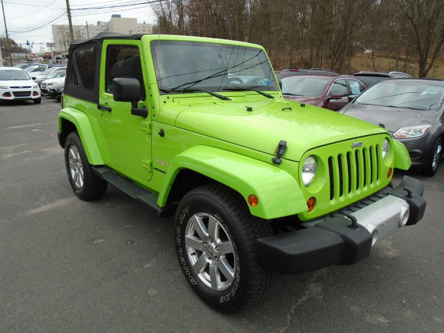 Used 2013 Jeep Wrangler in Waterbury, Connecticut | Jim Juliani Motors. Waterbury, Connecticut