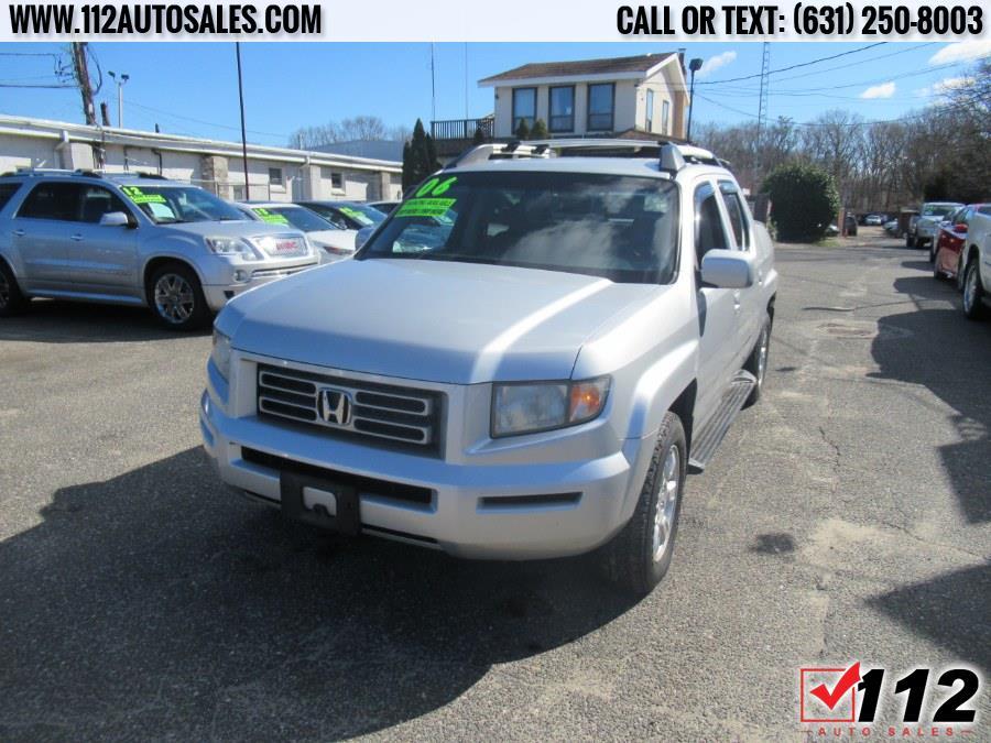 Used Honda Ridgeline RTS AT 2006 | 112 Auto Sales. Patchogue, New York