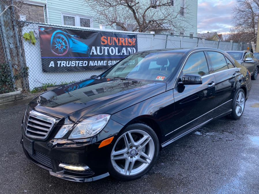 Used Mercedes-Benz E-Class 4dr Sdn E350 Luxury 4MATIC *Ltd Avail* 2013 | Sunrise Autoland. Jamaica, New York
