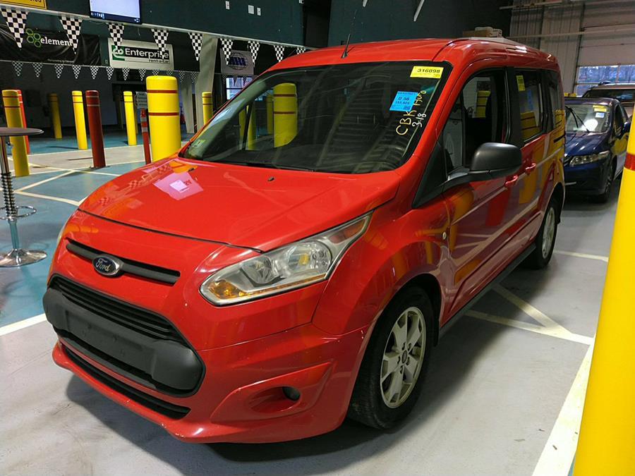 Used Ford Transit Connect Wagon 4dr Wgn SWB XLT w/Rear Liftgate 2014 | Atlantic Used Car Sales. Brooklyn, New York