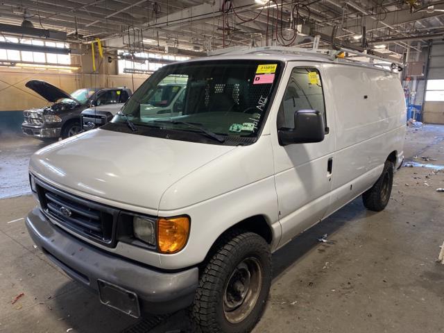 Used 2007 Ford Econoline Cargo Van in Brooklyn, New York | Atlantic Used Car Sales. Brooklyn, New York
