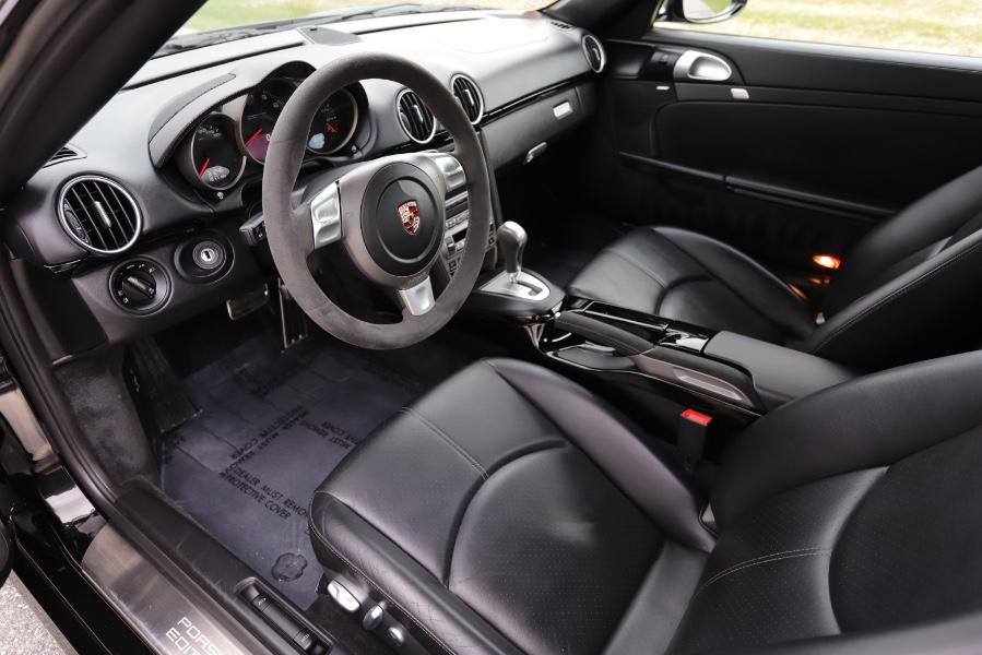 Used Porsche Cayman 2dr Cpe S Design Edition 2008 | Meccanic Shop North Inc. North Salem, New York