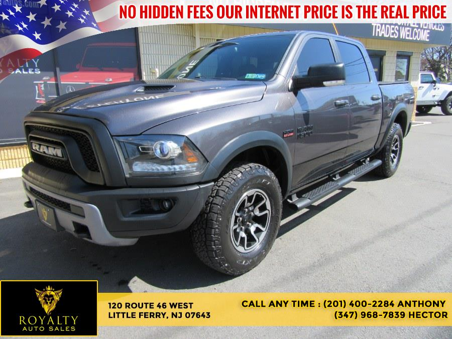 Used 2016 Ram 1500 in Little Ferry, New Jersey | Royalty Auto Sales. Little Ferry, New Jersey
