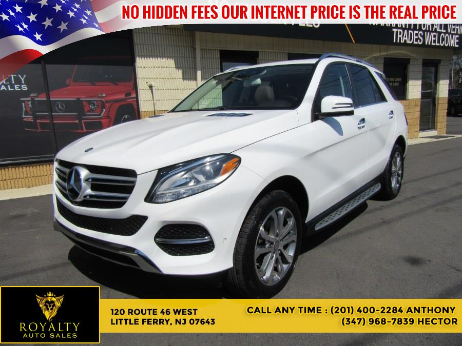 Used 2016 Mercedes-Benz GLE in Little Ferry, New Jersey | Royalty Auto Sales. Little Ferry, New Jersey