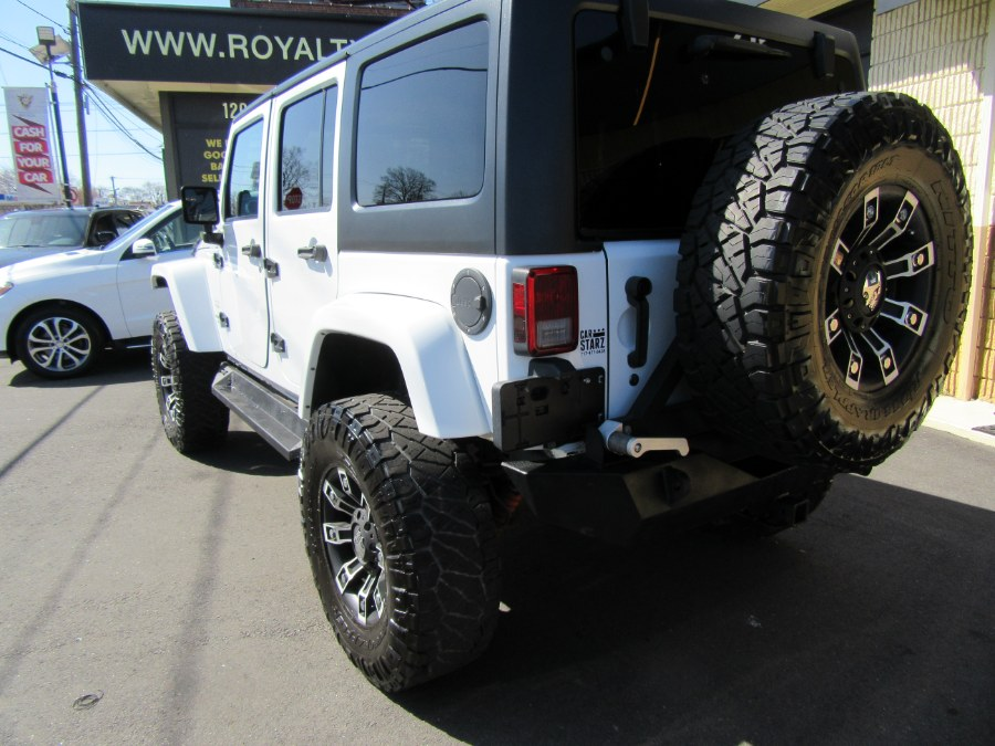 Used Jeep Wrangler Unlimited 4WD 4dr Sahara 2014 | Royalty Auto Sales. Little Ferry, New Jersey