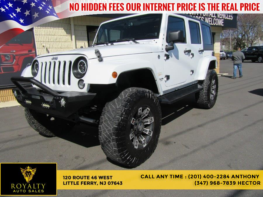 Used 2014 Jeep Wrangler Unlimited in Little Ferry, New Jersey | Royalty Auto Sales. Little Ferry, New Jersey