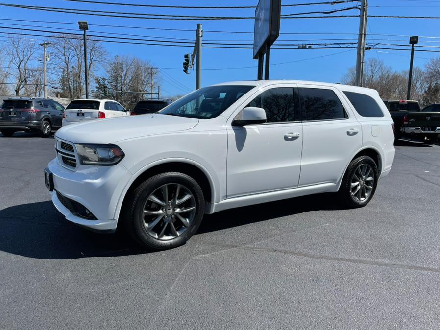 Used 2014 Dodge Durango in Milford, Connecticut   Chip's Auto Sales Inc. Milford, Connecticut