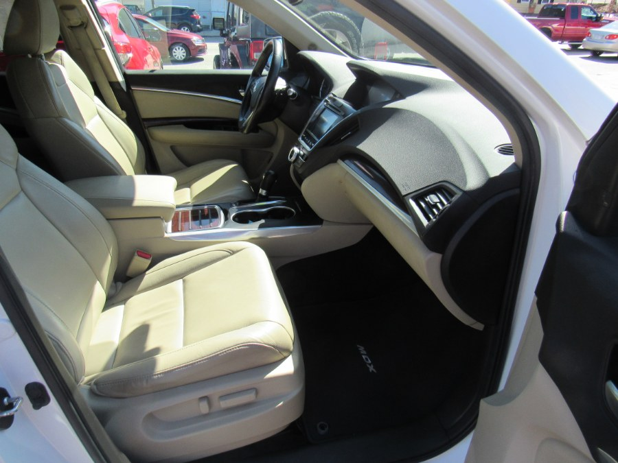 Used Acura MDX Tech Pkg 2014 | Hilario's Auto Sales Inc.. Worcester, Massachusetts