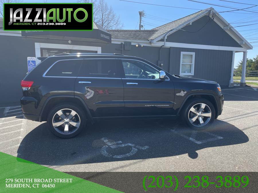 Used 2015 Jeep Grand Cherokee in Meriden, Connecticut | Jazzi Auto Sales LLC. Meriden, Connecticut