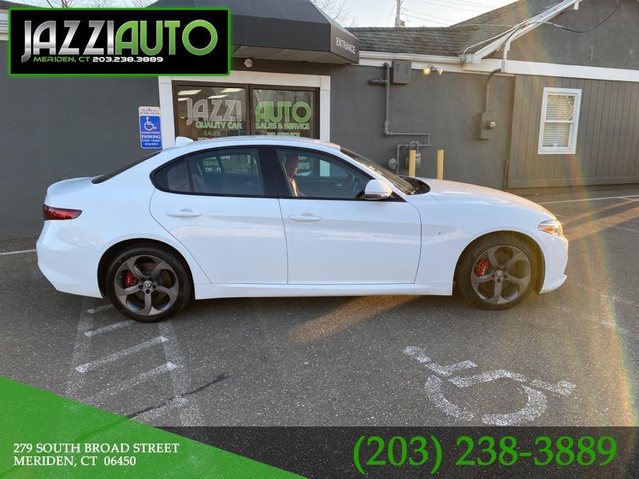 Used 2017 Alfa Romeo Giulia in Meriden, Connecticut | Jazzi Auto Sales LLC. Meriden, Connecticut