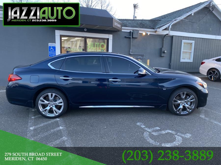 Used 2015 Infiniti Q70L in Meriden, Connecticut | Jazzi Auto Sales LLC. Meriden, Connecticut