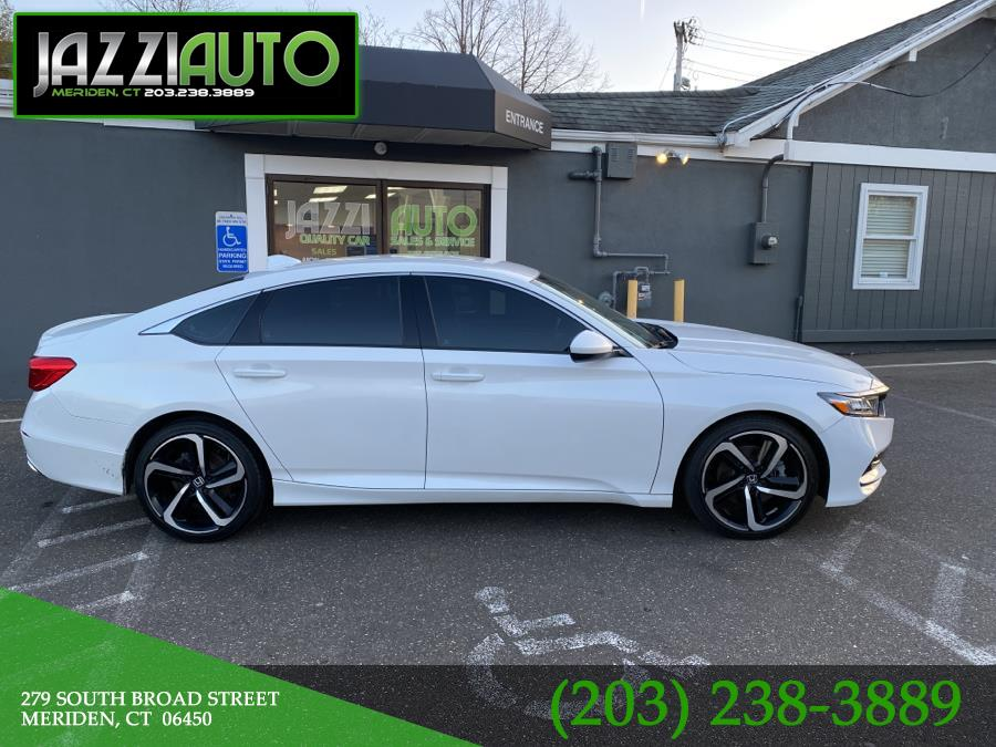 Used Honda Accord Sedan Sport 1.5T CVT 2019 | Jazzi Auto Sales LLC. Meriden, Connecticut