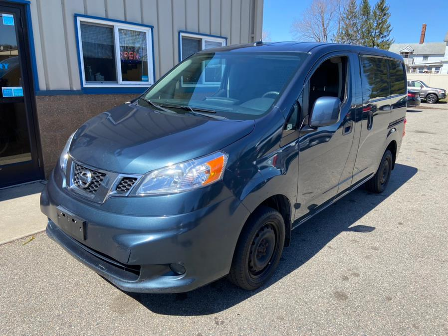 Used Nissan NV200 Compact Cargo I4 S 2017 | Century Auto And Truck. East Windsor, Connecticut