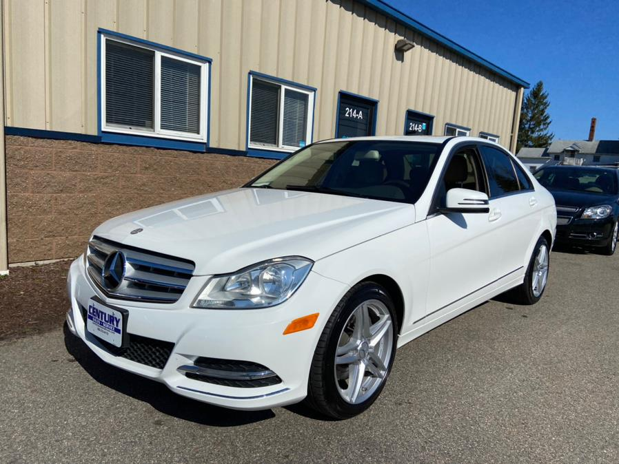 Used 2013 Mercedes-Benz C-Class in East Windsor, Connecticut | Century Auto And Truck. East Windsor, Connecticut